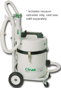 CCS Dust Extraction System